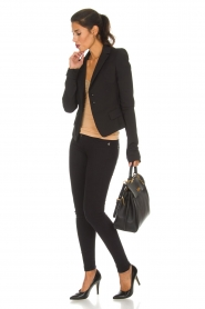 By Malene Birger |  Top with lace Wasikio | nude  | Picture 3