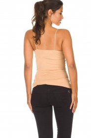 By Malene Birger |  Top with lace Wasikio | nude  | Picture 5