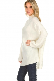 By Malene Birger |  Sweater Parika | natural  | Picture 4