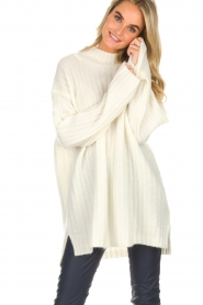 By Malene Birger |  Sweater Parika | natural  | Picture 2