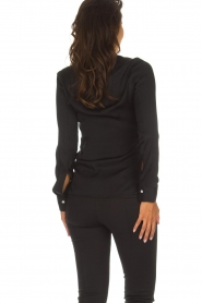 By Malene Birger |  Blouse Westa | black  | Picture 5