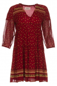 ba&sh |  Tunic dress Bailey | red  | Picture 1