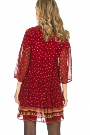 ba&sh |  Tunic dress Bailey | red  | Picture 7