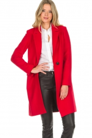 Arma |  Coat Victoria | red  | Picture 2