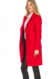 Arma |  Coat Victoria | red  | Picture 4