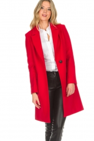 Arma |  Coat Victoria | red  | Picture 6