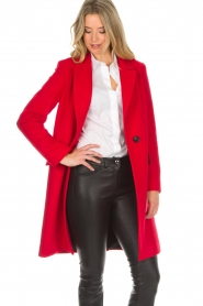 Arma |  Coat Victoria | red  | Picture 7