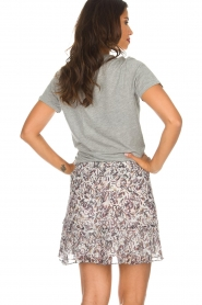 Zoe Karssen | T-shirt Cafe Society | grijs  | Afbeelding 5