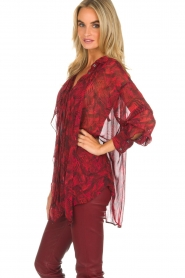 IRO |  Blouse Reason | red  | Picture 4