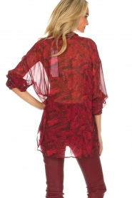 IRO |  Blouse Reason | red  | Picture 5