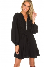 IRO |  Dress Hopeful | black  | Picture 4