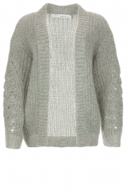 IRO |  Cardigan Beatnik | grey  | Picture 1