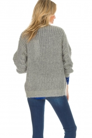 IRO |  Cardigan Beatnik | grey  | Picture 5