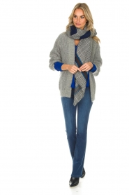 IRO |  Cardigan Beatnik | grey  | Picture 3
