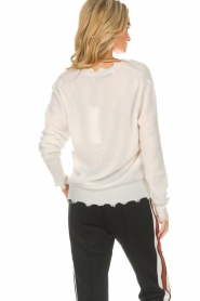 IRO |  Woolen sweater Belen | white  | Picture 5