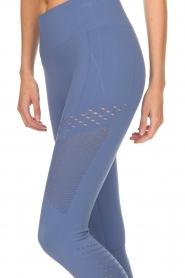 Varley | Sportlegging met cut-out effect Jill Tight | blauw  | Afbeelding 5