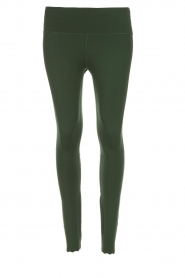 Varley |  Sports leggings decorated with dots Ainsley Tight | green  | Picture 1