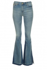 Lois Jeans | Flared jeans Ravalnes | blauw  | Afbeelding 1