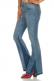 Lois Jeans |  Flared jeans Ravalnes | blue  | Picture 4