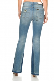 Lois Jeans | Flared jeans Ravalnes | blauw  | Afbeelding 6