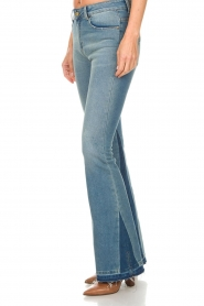 Lois Jeans | Flared jeans Ravalnes | blauw  | Afbeelding 5