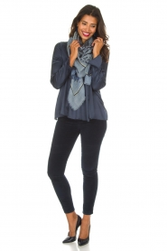 Lois Jeans |  Pants Cordoba | navy  | Picture 3