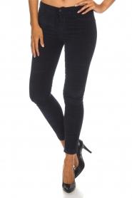 Lois Jeans | Broek Cordoba | donkerblauw  | Afbeelding 3