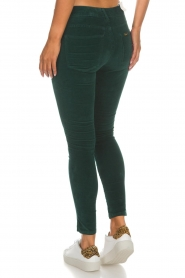 Lois Jeans |  Pants Cordoba |  green  | Picture 4