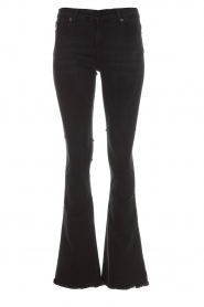 Lois Jeans |  Flared jeans Raval Edge L34 | black  | Picture 1