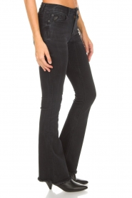 Lois Jeans |  Flared jeans Raval Edge L34 | black  | Picture 3