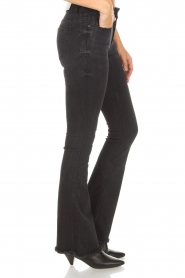 Lois Jeans |  Flared jeans Raval Edge L34 | black  | Picture 2