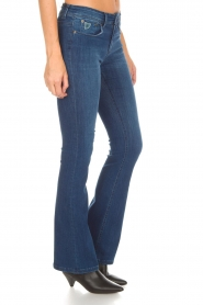 Lois Jeans |  Flared jeans Melrose L34 | blue  | Picture 5