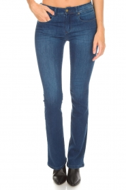 Lois Jeans |  Flared jeans Melrose L34 | blue  | Picture 4
