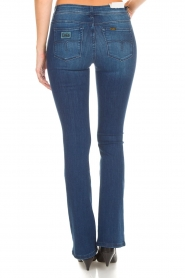 Lois Jeans |  Flared jeans Melrose L34 | blue  | Picture 6