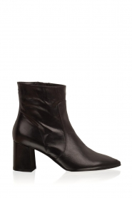 Noe |  Leather ankle boots Nippie | black  | Picture 1