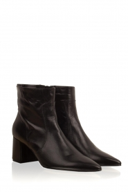 Noe |  Leather ankle boots Nippie | black  | Picture 4