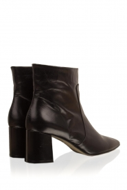Noe |  Leather ankle boots Nippie | black  | Picture 5
