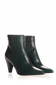 Noe |  Leather ankle boots Forest | green  | Picture 4