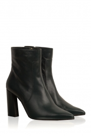 Noe |  Leather ankle boots Nipola | green  | Picture 4