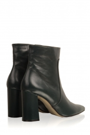 Noe |  Leather ankle boots Nipola | green  | Picture 5