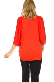 By Malene Birger | Top Sanah | rood  | Afbeelding 5