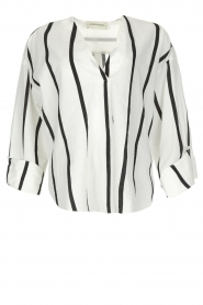 By Malene Birger | Top Bobinoh | wit  | Afbeelding 1