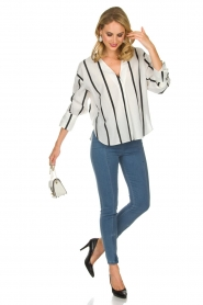 By Malene Birger | Top Bobinoh | wit  | Afbeelding 5