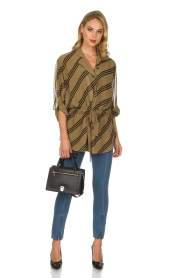 By Malene Birger |  Blouse Zeniala | green  | Picture 3