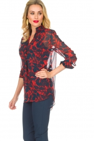 By Malene Birger |  Blouse Breeza | red  | Picture 4