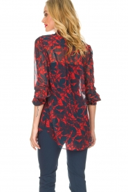 By Malene Birger |  Blouse Breeza | red  | Picture 5