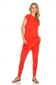 By Malene Birger |  Jumpsuit Emin | red  | Picture 2