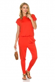 By Malene Birger |  Jumpsuit Emin | red  | Picture 3