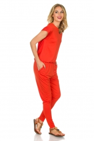 By Malene Birger |  Jumpsuit Emin | red  | Picture 4