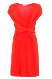 By Malene Birger |  Dress Quinnas | red  | Picture 1